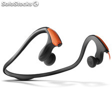 Auriculares deportivos Energy Sistem Running One Neon orange