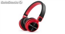 Auriculares energy sistem DJ2 red