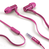 Auriculares estereo 3.5MM pink