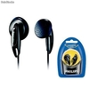 Auriculares Estereo Intrauditivos 3.5mm philips he036 MP3 Movil iPod Tablet pc