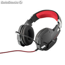 Auriculares gaming con micrófono trust gaming gxt 322 dynamic