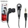 Auriculares genius hp-02 live mp3 in ear !