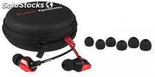 Auriculares in-ear tacens mars gaming mih2