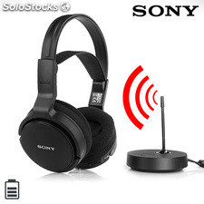 Auriculares Inalámbricos Acolchados Sony MDRRF811RK