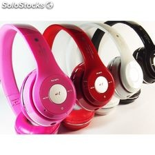 Auriculares Inalámbricos Bluetooth Manos Libres MP3 TM-012S
