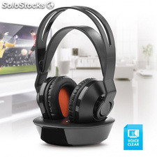 Auriculares Inalámbricos One For All HP1030 Negro