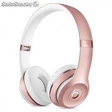 Auriculares inalambricos SOLO3 wireless on-ear headphones oro rosa - MNET2ZM/a