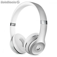 Auriculares inalambricos SOLO3 wireless on-ear headphones plata - MNEQ2ZM/a