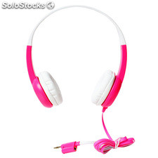 Auriculares infantiles Onanoff BuddyPhone standard pink