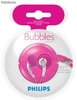 Auriculares intrauditivos philips pink