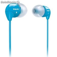Auriculares intrauditivos philips she-3590BL