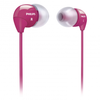 Auriculares intrauditivos philips she3590pk color