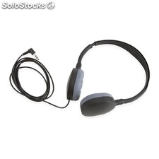 Auriculares king negros