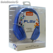Auriculares Maxell 763541 32 ohm
