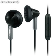 Auriculares micro philips SHE3015BK/00 negro PGK02-A0015034