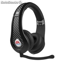 Auriculares Monster MVP Carbon negros by EA Sports