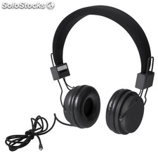 Auriculares negro