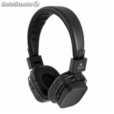 Auriculares ngs artica jelly black bluetooth PGK02-A0013988