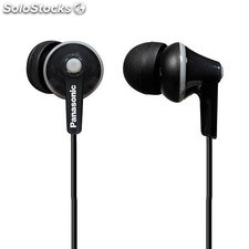 Auriculares Panasonic RP-HJE125E in-ear Negro