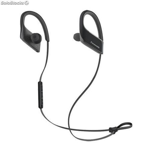 Auriculares panasonic RPBTS30 Negro Bluetooth