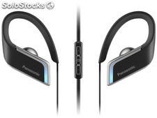 Auriculares panasonic RPBTS50 Negro Bluetooth
