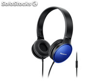 Auriculares panasonic RPHF300M Azul Movil