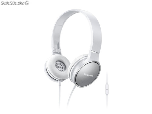 Auriculares panasonic RPHF300M Blanco Movil