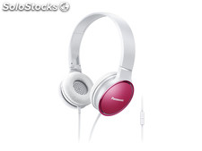 Auriculares panasonic RPHF300M Rosa Movil