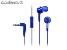 Auriculares panasonic RPTCM105 Azul Movil