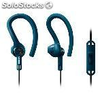 Auriculares philips actionfit SHQ1405BL/00