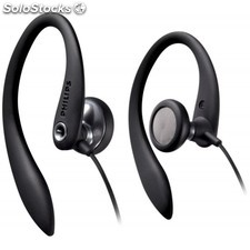 Auriculares philips actionfit SHS3300BK/10 negro