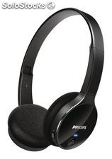 Auriculares philips SHB4000 bluetooth, blanco