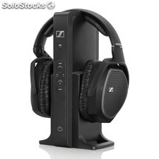 Auriculares sennheiser rs 175 tv wireless negro PGK02-A0006165