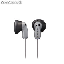 Auriculares sony MDRE820LP Gris 1,2m