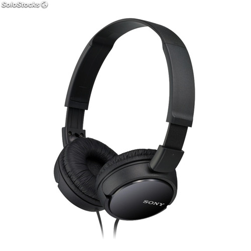 Auriculares sony MDRZX110B Negro