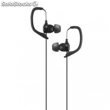 Auriculares sport music forever negros