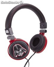 Auriculares Star Wars Darth Vader