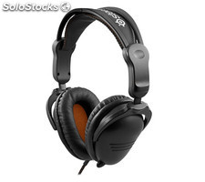 Auriculares steelseries 3h v2 - pc/mac