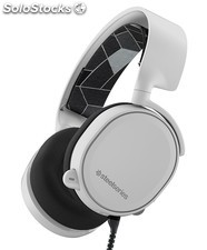 Auriculares SteelSeries - Arctis 3 - 7.1 - Blanco - pc, PS4, Xbox One, Switch,