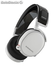 Auriculares SteelSeries - Arctis 7 - Wireless - Blanco - pc, PS4, Xbox One,