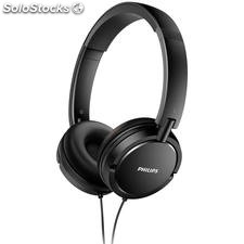Auriculares tipo dj philips SHL5000