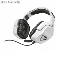 Auriculares trust gaming gxt 345 creon 7.1 bass vibration - graves activos 40MM