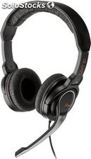 Auriculares Trust gxt10 gaming headset 16450