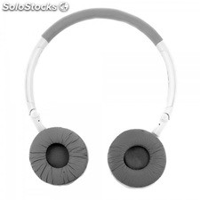 Auriculares Woxter Bluetooth BT-60 white