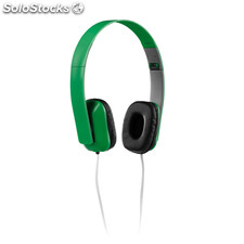 Auriculares yomax Verde