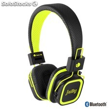 Auricularesmicro ngs yellow artica jelly bluetooth PGK02-A0006885