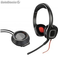 Auricularesmicro plantronics gamecom D60 gaming