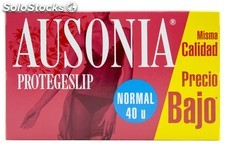 Ausonia Compresa Protegeslip Normal 40 Und. Ausonia
