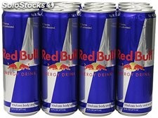 austria original red bull energy drink.