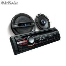 Autoestereo sony cxs-3116f cd/mp3